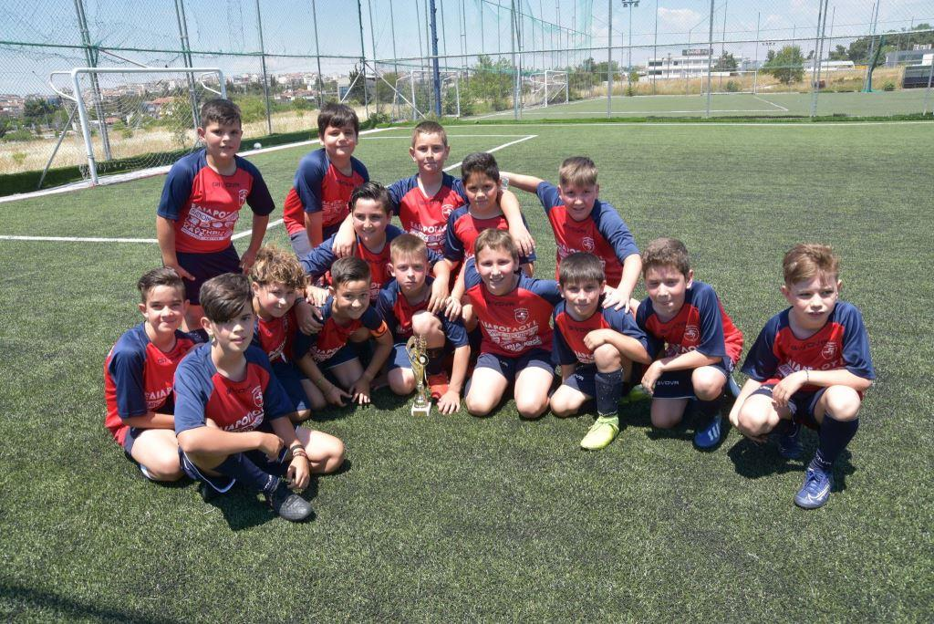 Mini Golden Cup – 3on3 Teams 05/06/2021